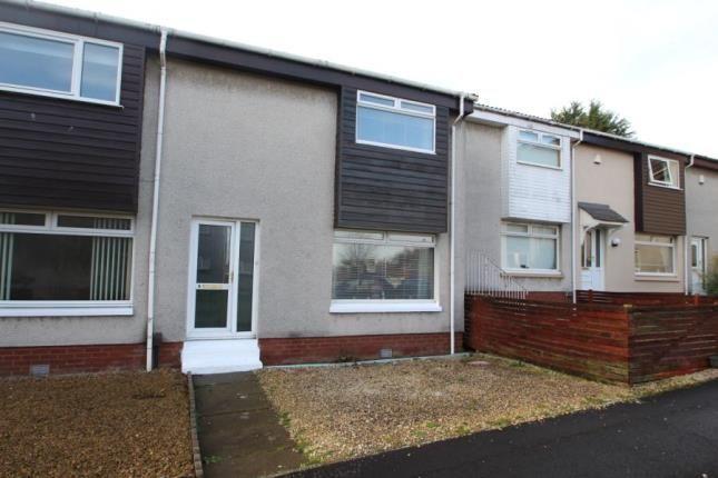 Thumbnail Terraced house for sale in Gowanbank Gardens, Johnstone, Renfrewshire
