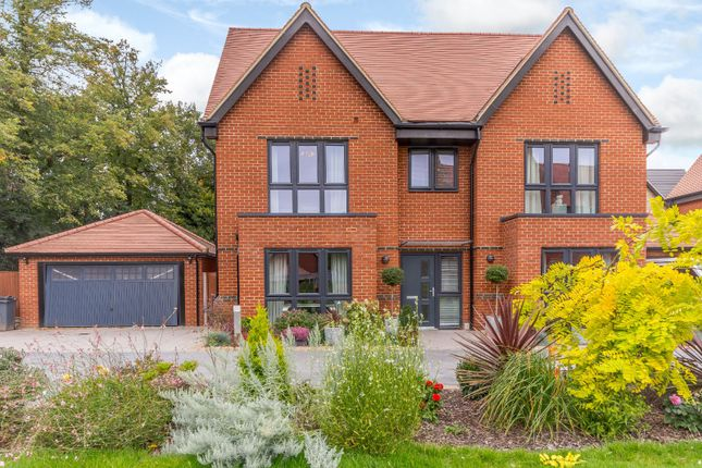 Thumbnail Detached house for sale in Memorial Way, Peterborough