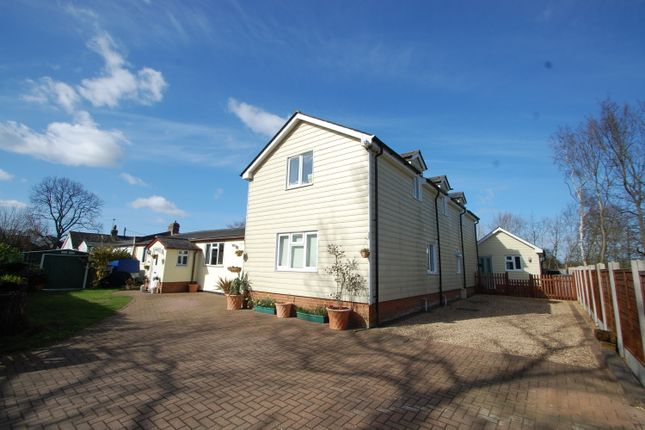 Thumbnail Semi-detached bungalow for sale in Grove Road, Tiptree, Colchester