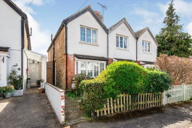 2 bed semi-detached house for sale in Claygate, Esher, Surrey KT10