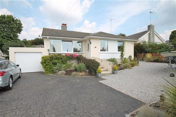 Thumbnail Bungalow to rent in Dansie Close, Ashley Cross, Poole