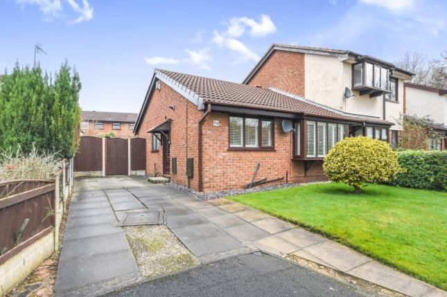 Thumbnail Bungalow for sale in Bramshill Close, Gorse Covert, Birchwood, Warrington