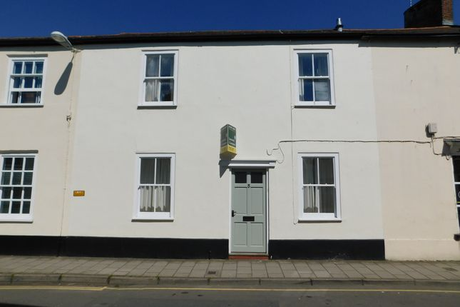 Thumbnail Cottage to rent in Silver Street, Axminster