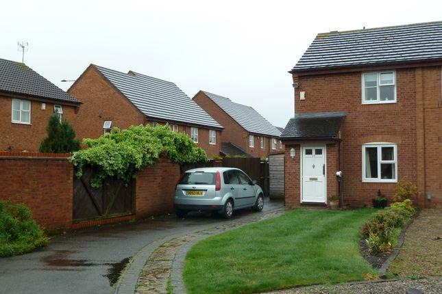 Thumbnail Semi-detached house for sale in Springslade Drive, Erdington, Birmingham