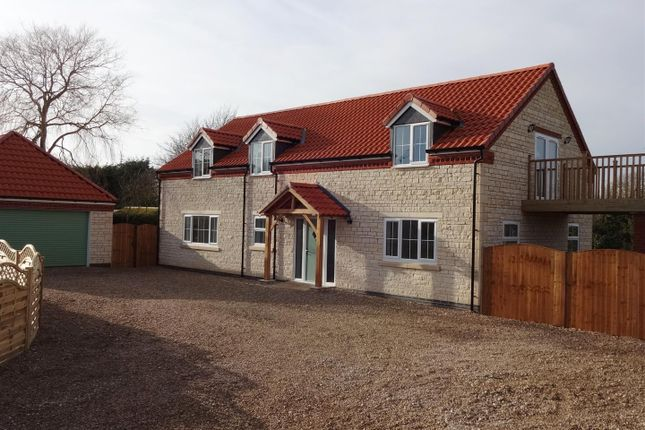 Thumbnail Detached house for sale in The Paddock, Peel Street, Lincoln