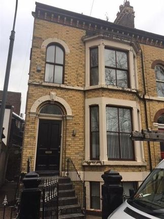 Thumbnail Terraced house to rent in House Share, 1 Hadassah Grove, Off Lark Lane, Liverpool