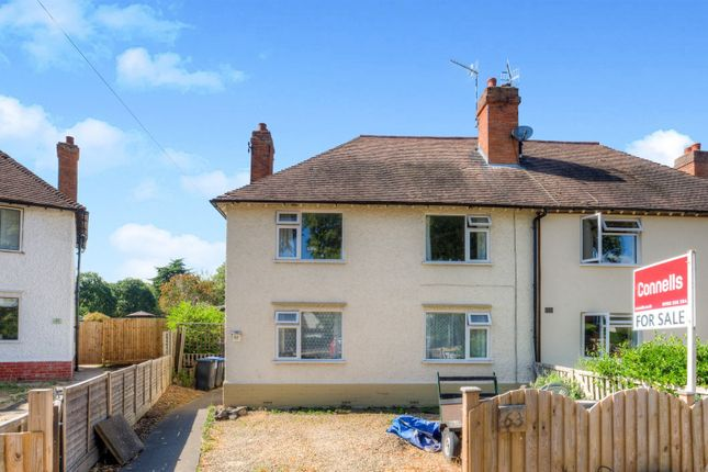 Thumbnail Semi-detached house for sale in Bordon Place, Stratford-Upon-Avon
