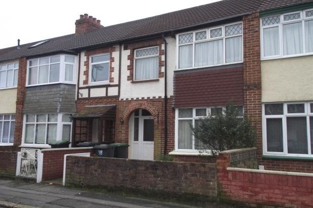 Thumbnail Property to rent in Teignmouth Road, Gosport