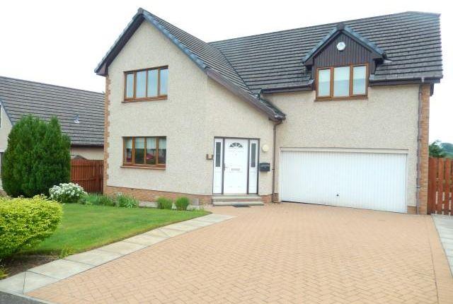 Thumbnail Detached house to rent in Elmbank, Lesmahagow, Lanark