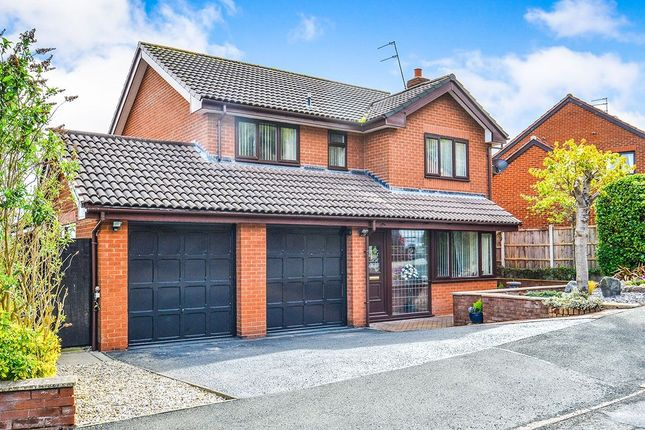 Thumbnail Detached house for sale in Ffordd Tan'r Allt, Abergele