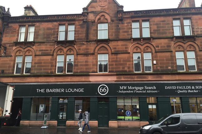Thumbnail Office to let in John Finnie Street, Kilmarnock