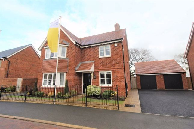 5 bed property to rent in Barnside Way, Northwich, Cheshire CW9