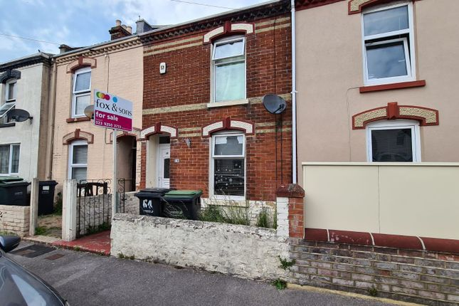 Terraced house for sale in Harcourt Road, Gosport