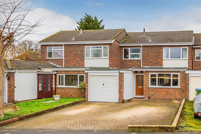 Terraced house for sale in Normanhurst Road, Walton-On-Thames, Surrey