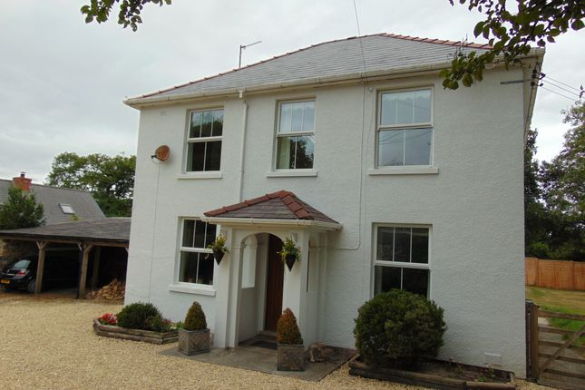 Thumbnail Detached house for sale in Sylen Road, Pontyberem, Llanelli