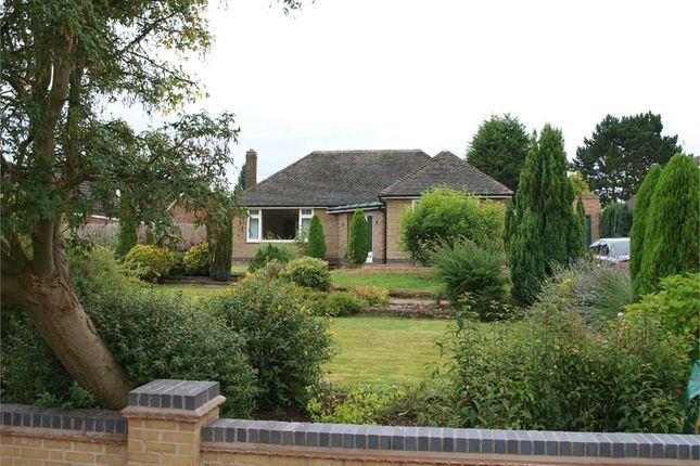 Thumbnail Detached bungalow to rent in Beamhill Road, Anslow, Burton-On-Trent, Staffordshire