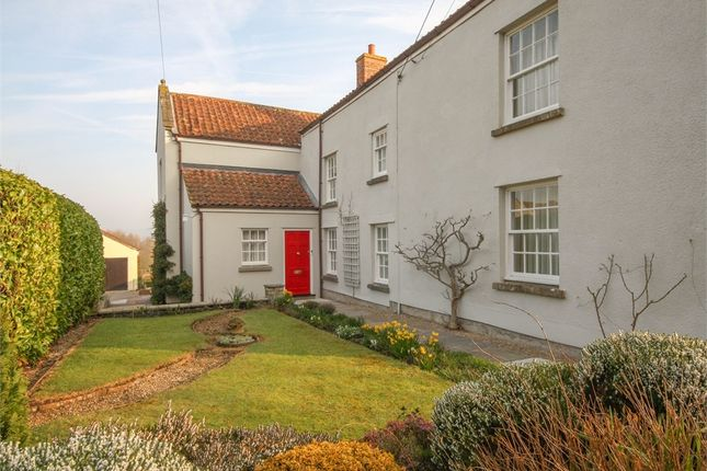4 bed detached house for sale in Vine Farm, Henton, Wells, Somerset