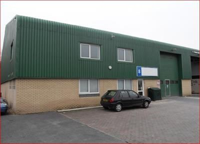 Thumbnail Light industrial to let in Unit 8 Anton Business Park, Anton Mill Road, Andover