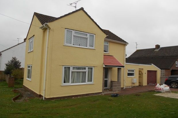 Thumbnail Detached house to rent in Sunningdale Road, Yeovil