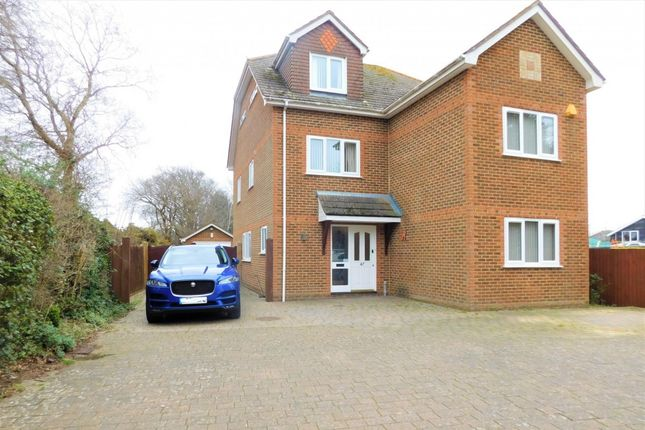Thumbnail Detached house for sale in Lulworth Close, Hamworthy, Poole