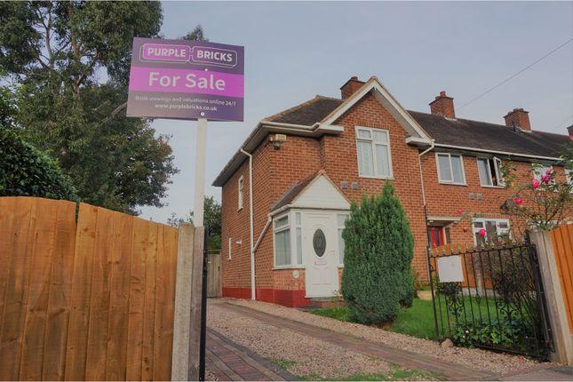 Semi-detached house for sale in Eatesbrook Road, Birmingham