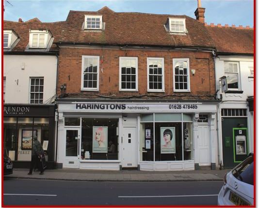 Thumbnail Office to let in High Street, Marlow, Bucks