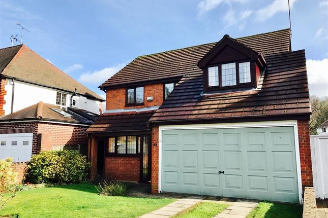 Thumbnail Property to rent in Paganel Drive, Dudley