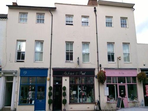 Thumbnail Flat to rent in Flat 1, 131-135 Regent Street, Leamington Spa