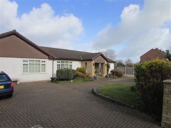 Thumbnail Bungalow for sale in School Road, Blackpool