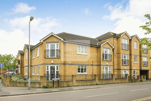 Thumbnail Flat for sale in Memorial Road, Luton