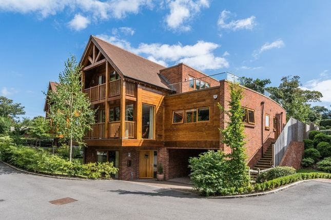 Thumbnail Detached house for sale in Stanbridge Earls, Romsey