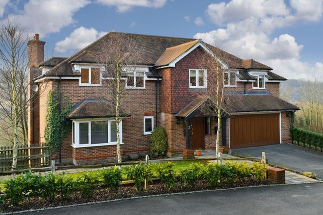 Thumbnail Detached house for sale in Hazelwood Lane, Chipstead