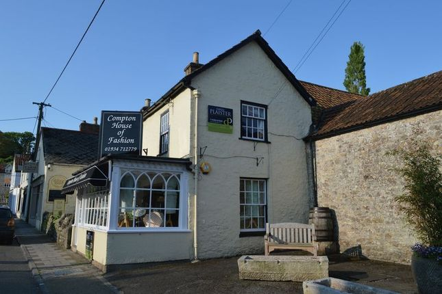 Thumbnail Commercial property for sale in The Borough, Wedmore