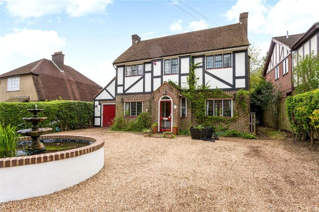 Thumbnail Detached house for sale in Green Lane, Lower Kingswood, Tadworth, Surrey