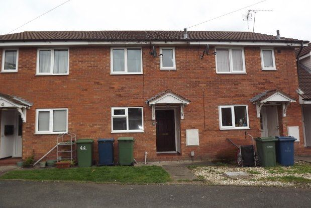 2 bed terraced house to rent in Beaconside Close, Stafford ST16