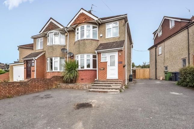 Thumbnail Semi-detached house to rent in Micklefield Road, High Wycombe