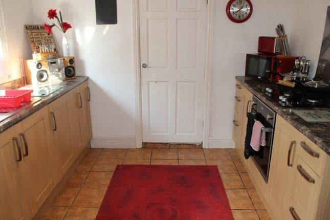 Kitchen of Bagshaw Street, Pleasley, Mansfield NG19