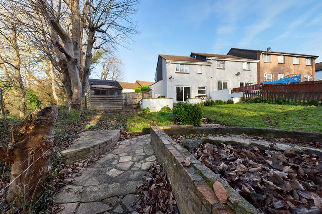 1 bed end terrace house for sale in Truro Drive, Plymouth PL5