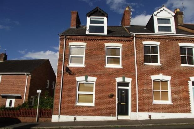 Thumbnail Property to rent in Portland Street, Exeter