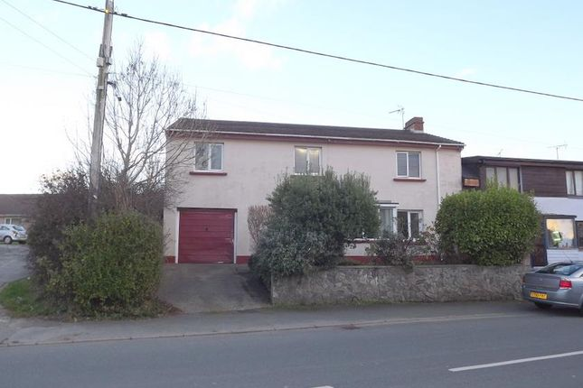 Thumbnail End terrace house for sale in Honeyborough Road, Neyland, Milford Haven