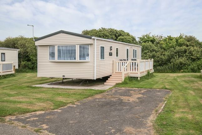 Thumbnail Mobile/park home for sale in Ruan Minor, Helston