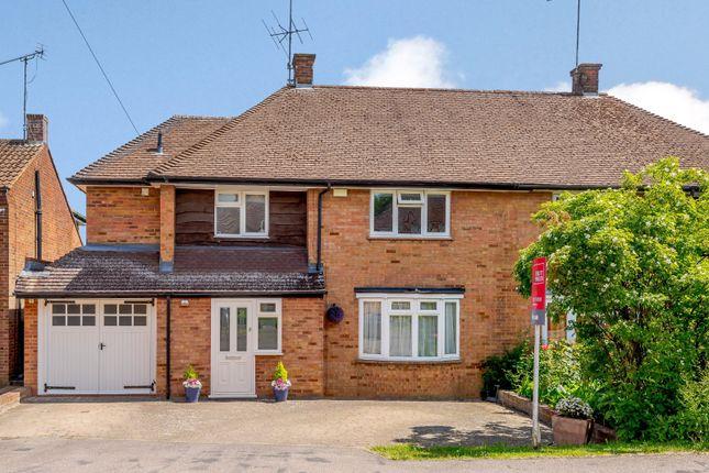 Thumbnail Semi-detached house for sale in Park Rise, Harpenden
