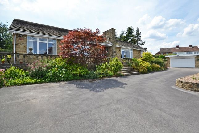 Thumbnail Detached bungalow for sale in Valley Road, Thornhill, Dewsbury