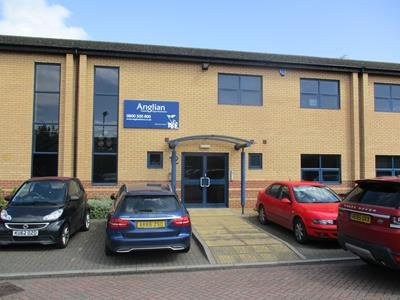 Thumbnail Office for sale in 12 Swan Court, Hampton, Peterborough