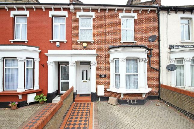 Thumbnail Terraced house for sale in Hornsey Park Road, Crouch End, London