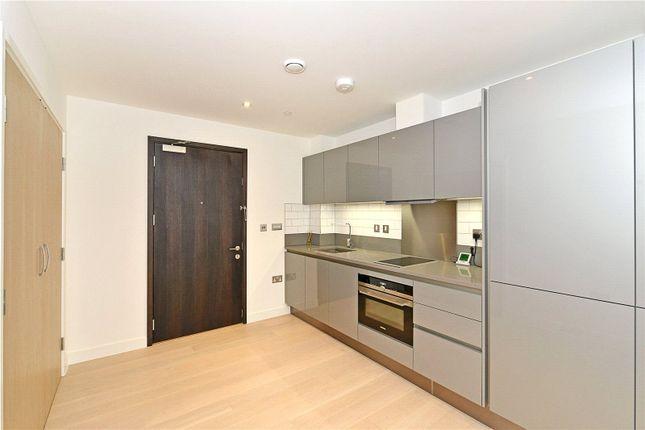 Kitchen of Roper Building, Greenwich Peninsula, 48 Reminder Lane, London SE10
