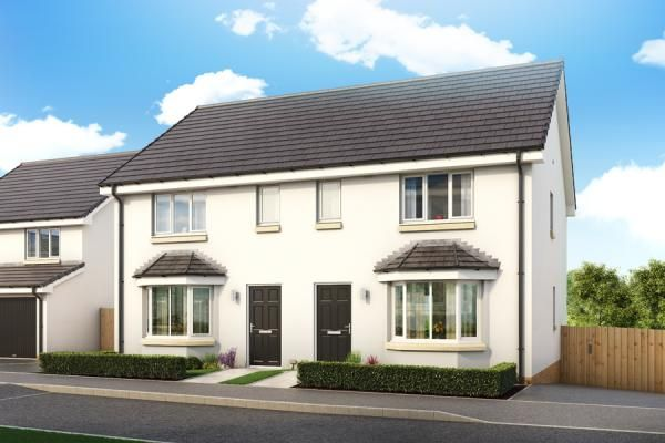 "Thumbnail Property for sale in ""The Buchanan At Baxterfield"" at Torbeith Gardens, Hill Of Beath, Cowdenbeath"