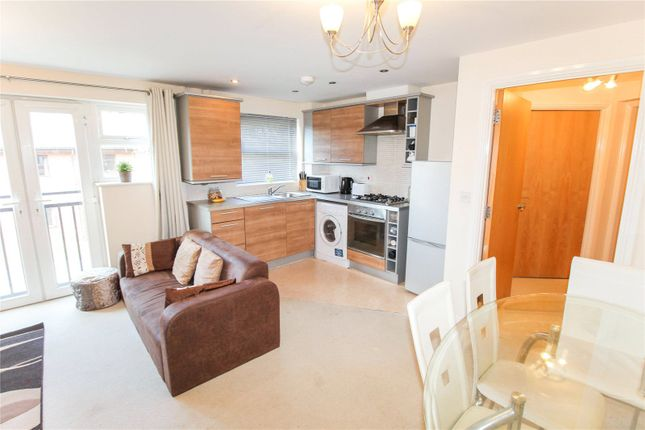 Open Plan of Ashby Grove, Loughborough, Leicestershire LE11