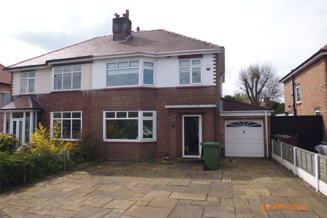 Thumbnail Semi-detached house to rent in Carr Lane, Southport