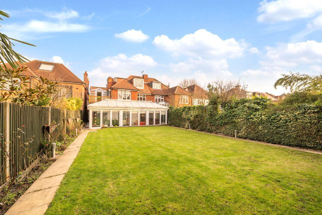 Thumbnail Property for sale in The Avenue, Brondesbury Park, London